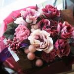 2009.03.26 【注文したお花】 オーダーメイドギフト 【用途】退職・送別祝い