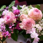 2011.03.16【注文したお花】 オーダーメイドギフト  【用途】お祝いギフト