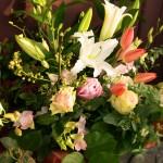2011.04.27【注文したお花】 オーダーメイドギフト  【用途】開店祝い