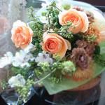 2010.04.08【注文したお花】 オーダーメイドギフト  【用途】お祝い