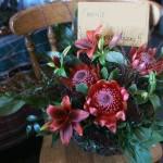 2010.09.24【注文したお花】お祝い花【用途】お祝い