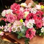 いつもセンスの良い素敵な花