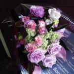 素敵なお花屋さんと出会えたことに感謝